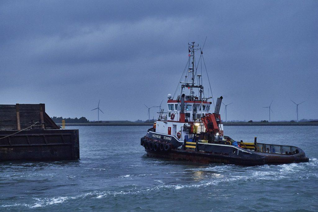 Afon Alaw Lolland Denmark Vessel