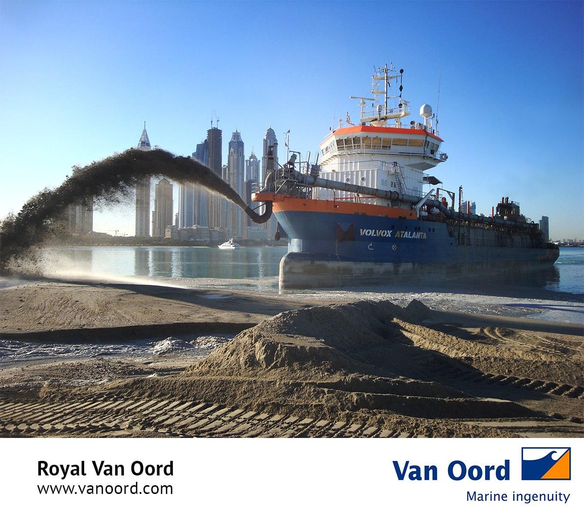 Royal Van Oord Marine Ingenuity