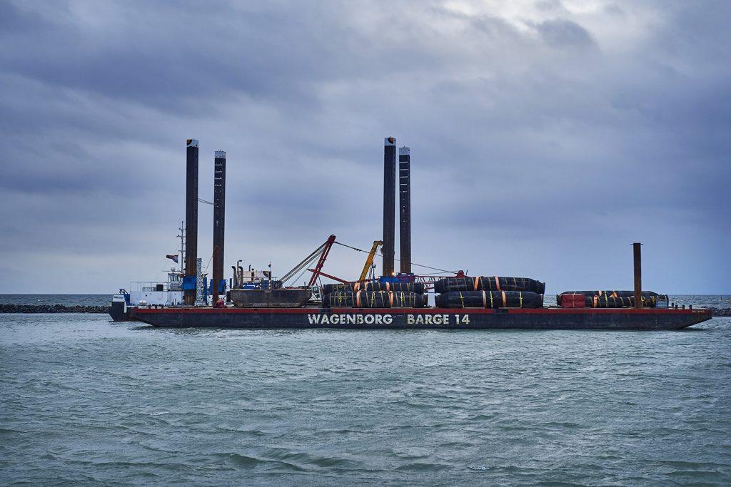 Wakenborg Barge 14 Vessel