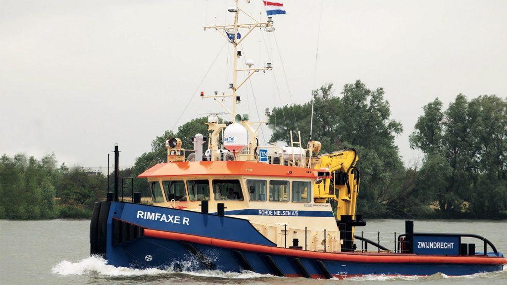 Rimfaxe R Vessel