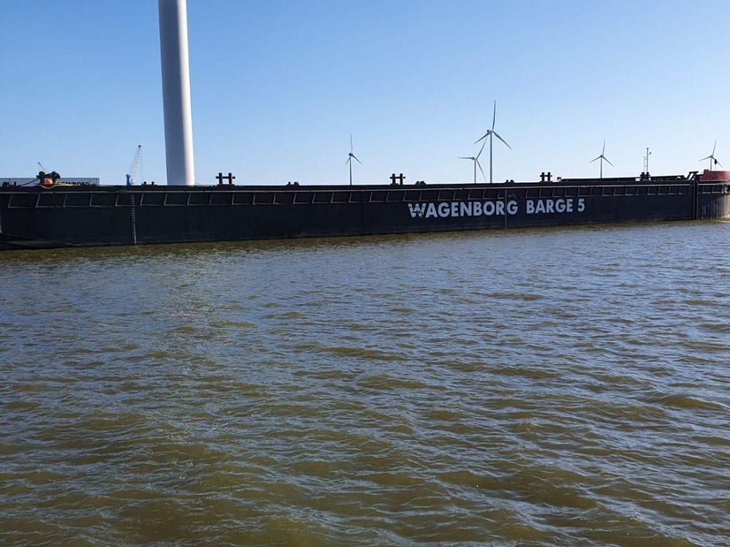 Wagenborg Barge 5